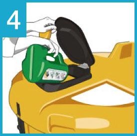 4- raccolta olio esausto